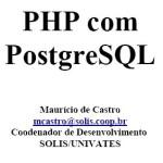 Livro: PHP – Postgresql e Mysql