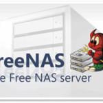 NAS (Network Attached Storage) doméstico com o FreeNAS