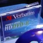 Comparação entre DVD e HD-DVD