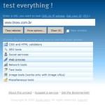 Mais de 100 ferramentas para análise de seu site