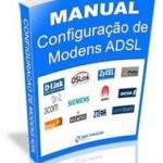 Manual de configuração de modem ADSL