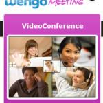 WengoMeeting – Realizar Video-conferências pela internet