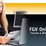 FGV oferece cursos a distância gratuitos