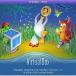 VirtualBox + MicroXP